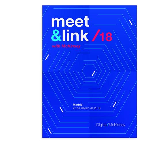 Meet&Link 18 – Póster
