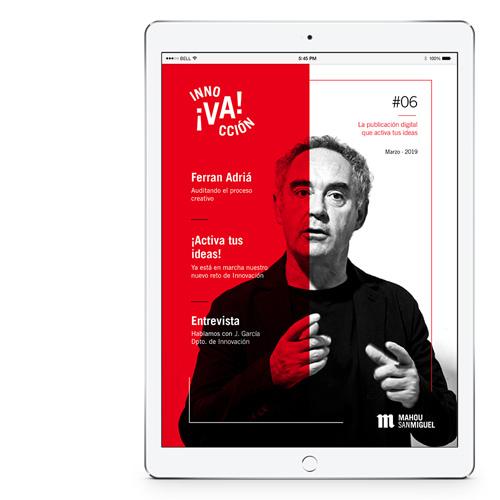 Inno ¡VA! Acción – Revista digital