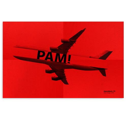 PAM! – Póster