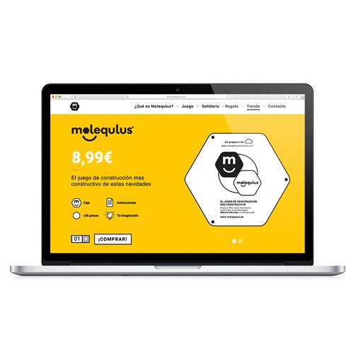 Molequlus – Web
